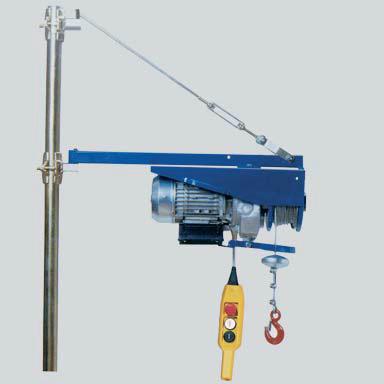 E c e elevatori prodotti modello ma 100 mp 200 mv - Portata cavo elettrico ...